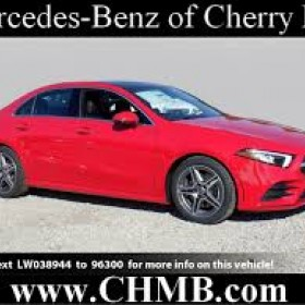 New Mercedes Benz A Luxury Car For Sale In Philadelphia
